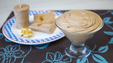 Я ТОРТодел Крем Шоколадный ПЛОМБИР для торта. Мороженое - Я - ТОРТодел!