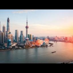 Самые красивые города мира: Шанхай Китай: Самый большой и продвинутый город Китая