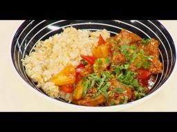 Свинина по-китайски в кисло-сладком соусе рецепт Лазерсона
