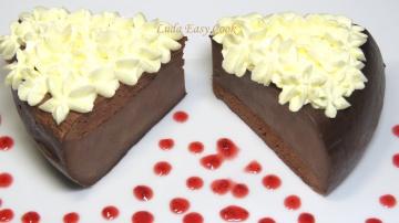 Позитивная Кухня ВОЛШЕБНЫЙ ШОКОЛАДНЫЙ ПИРОГ ШОКОЛАДНЫЙ УМНЫЙ ПИРОГ  CHOCOLATE MAGIC CAKE