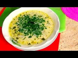 Грибной суп  - необыкновенно вкусный. Видео рецепт