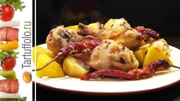 Супер обед за 30 минут | Рецепт Алены Митрофановой