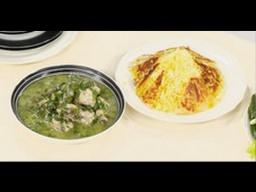 Плов по-азербайджански с курицей и зеленью рецепт от шеф-повара / Илья Лазерсон