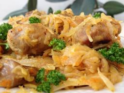 Ольга Матвей  -  Тушеная Капуста с Мясом (Бигус) - Это Вкусно!!! | Cabbage with Meat