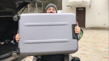 Тест-драйв чемодана Xiaomi 28 дюймов - честный обзор