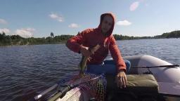 Не каждый день здесь клюёт - отчёт с рыбалки
