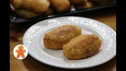 Орские Старогородские Пирожки с Ливером / Потрошками | Рецепт  Ирины Хлебниковой