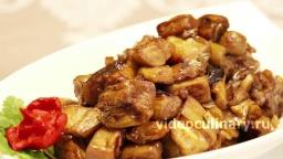 Адобо из баклажанов - Рецепт Бабушки Эммы