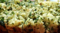Цветная капуста с зеленью - Рецепт Бабушки Эммы