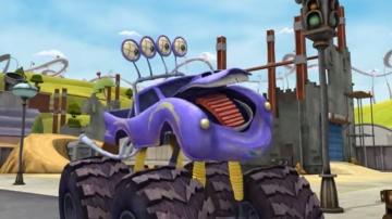 Трактаун - Чистый Макс - Новый мультик про машинки - Грузовик Джек и его друзья