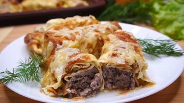 Калнина Наталья Очень вкусный Ужин! Необычайно сочные Рулетики с мясом!