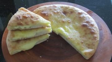 Позитивная Кухня ВКУСНЫЕ ХАЧАПУРИ очень простой рецепт Грузинская Кухня Хачапури с сыром ПОЗИТИВНАЯ