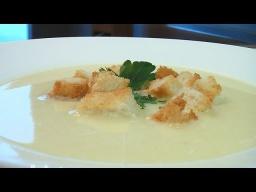 Суп-пюре из картофеля видео рецепт. Книга о вкусной и здоровой пище