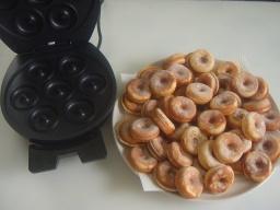 Дрожжевые пончики (Donut) | Рецепт Маринкины Творинки