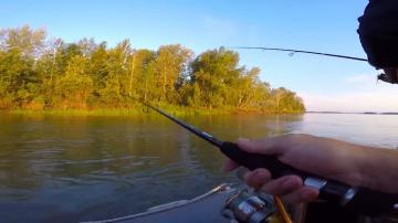 Ловля щуки и судака на джиг / Весенняя рыбалка на спиннинг
