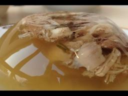 Ольга Матвей  -  Домашний холодец (холодное) Прозрачный и невероятно вкусный | Jelly Soup Recipe, En