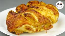 Видео -  СОЧНАЯ куриная грудка  На праздничный стол  Baked Chicken Breast