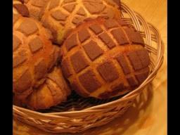 Мексиканские сладкие булочки Conchas |Рецепт