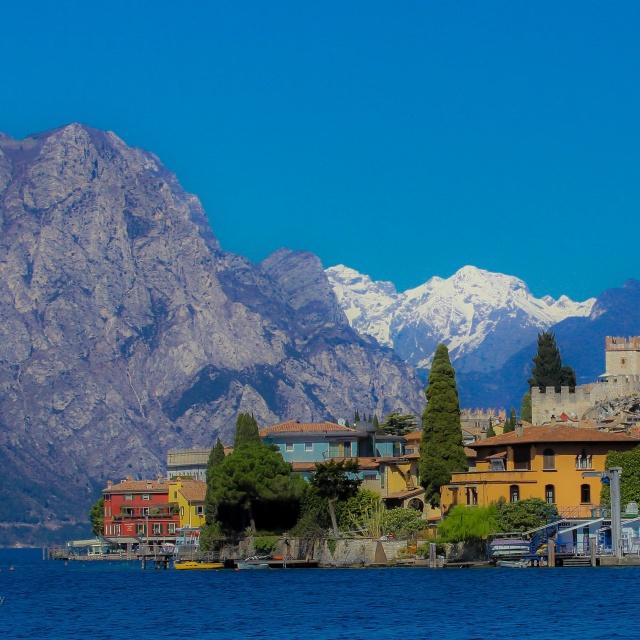 Магические пейзажи Италии