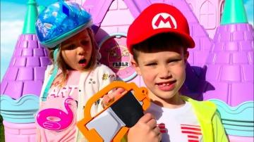ЧЕЛЛЕНДЖ мальчики ПРОТИВ девочек на машинах или Girl's VS Boy's Challenge