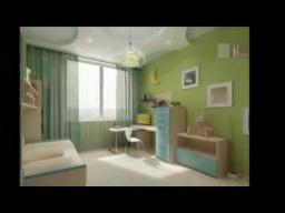 Отделка детской комнаты своими руками. Комната Фото