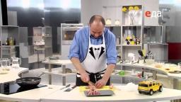 Мясной пирог по-испански рецепт от шеф-повара / Илья Лазерсон / испанская кухня