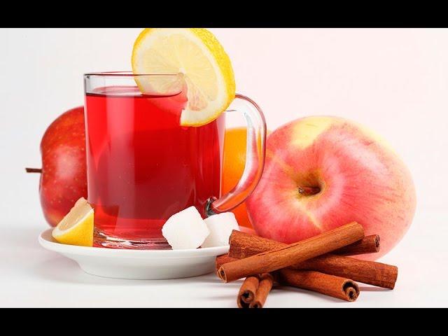 Видео рецепт витаминного чая