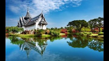 Паттайя: Самый Яркий Живой и Эпатажный курорт Тайланда