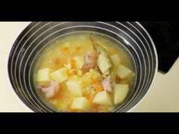 Гороховый суп | Рецепт Лазерсона Ильи