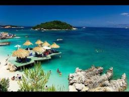 Дешевый отдых в Албании: Прекрасные пляжи Ксамил Бич