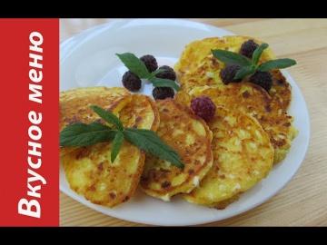 Сырники. Оладьи из творога /  Cheesecakes. Pancakes made of cottage cheese