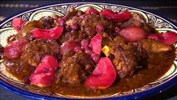 Ханкишиев Сталик: Бараньи голяшки с фруктами по-мароккански - Видео рецепт