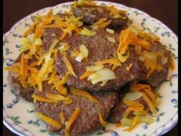 Ирина Хлебникова -  Гречаники с куриной печенью и грибами |Рецепт