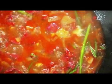 Соус ПОДЛИВА с вином и колбасой Подходит КО ВСЕМУ Лазерсон / Мировой повар