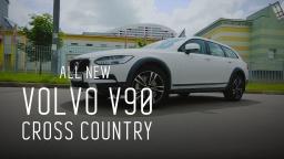 Вольво V90 Cross Country | Большой тест драйв