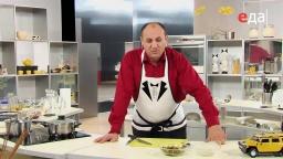 Солянка сборная мясная (суп) рецепт от шеф-повара /  русская кухня