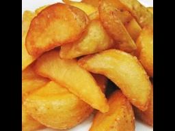 Жареную картошку солят, когда она уже готова /  Илья Лазерсон / Обед безбрачия