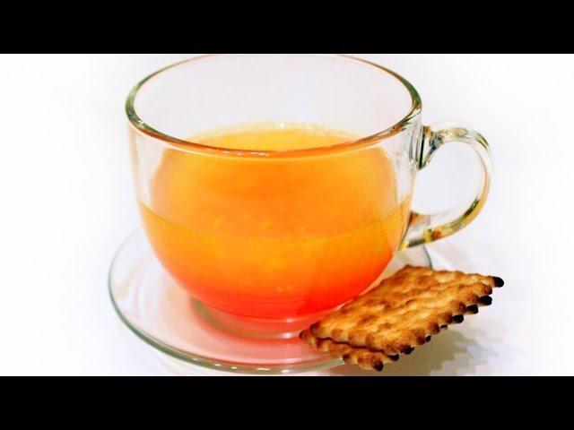 Видео рецепт облепихового чая