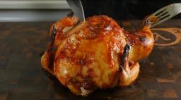 Курица в духовке - Как приготовить дома до золотистой корочки | Рецепт Славного Друже