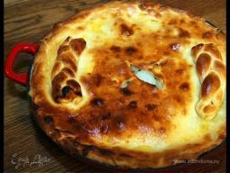 Юлия Высоцкая — Картофельный пирожок
