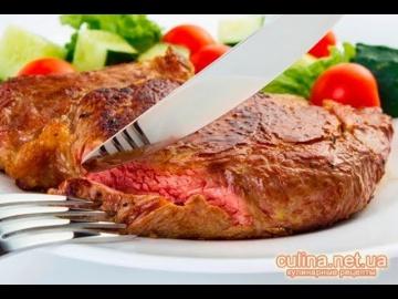 Как проверить готовность мяса Лазерсон Кулинарный ликбез
