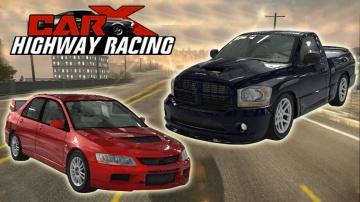 Новые игры для мальчиков супер гонка на внедорожнике в игре на андроид Car X Highway Racing