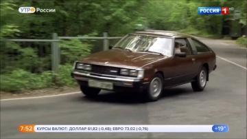 Toyota Celica 1981 года выпуска.Тест драйв.Видео обзор.