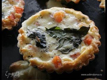 Юлия Высоцкая — Пирожки с помидорами