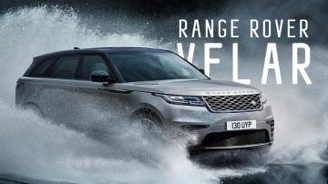 Range Rover Velar | Большой тест драйв