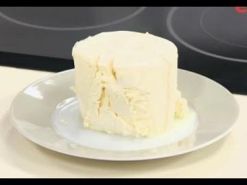 МАСКАРПОНЕ - Итальянский Молодой СЛИВОЧНЫЙ сыр / от шеф-повара Илья Лазерсон / Мировой повар