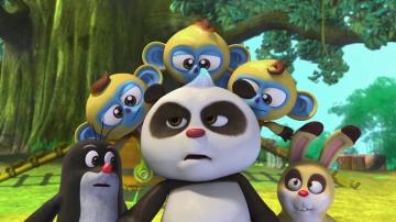 Кротик и Панда - 35 серия - Новые мультики для детей