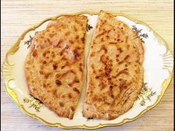 Алена Митрофанова -  Постные пироги (лепешки) с картошкой