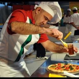 Неаполь Италия: Фестиваль пиццы Пиццафест