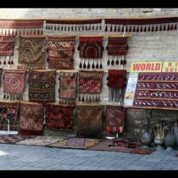 80 чудес света: Базары Бухары Узбекистан: Торговые и ремесленные ряды: Часть 27